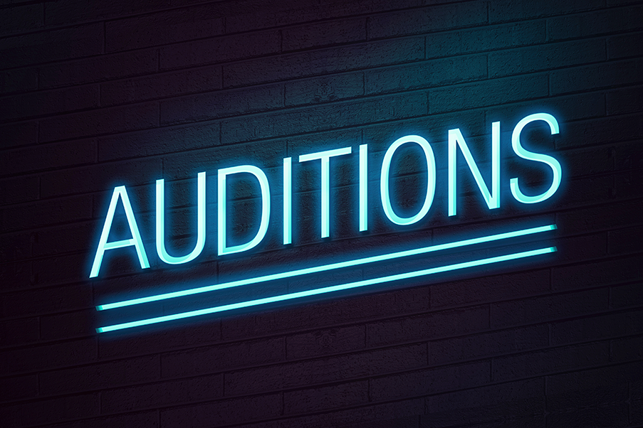 OPEN CALL AUDITIONS: October 8 Cabaret, Agent & Manager