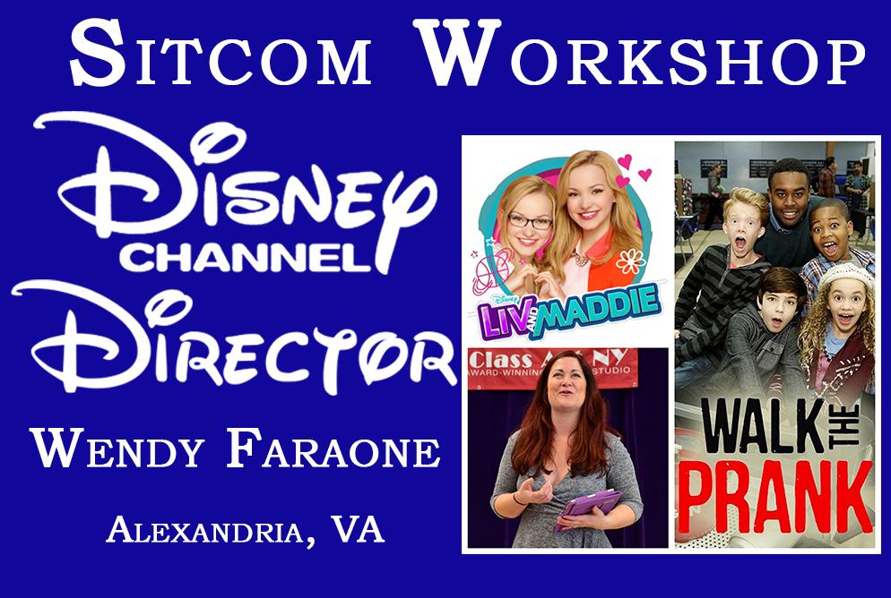 Alexandria, VA: Disney Channel & Nickelodeon Director, Wendy