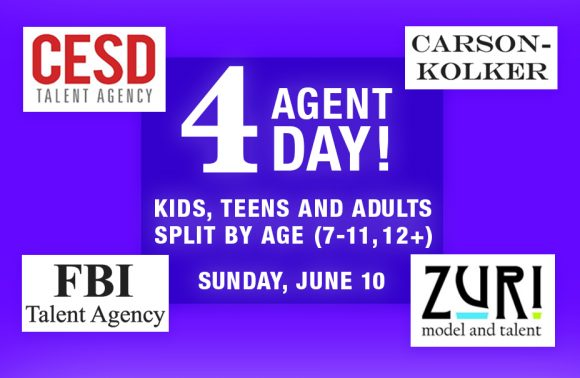 agent day sunday june 10