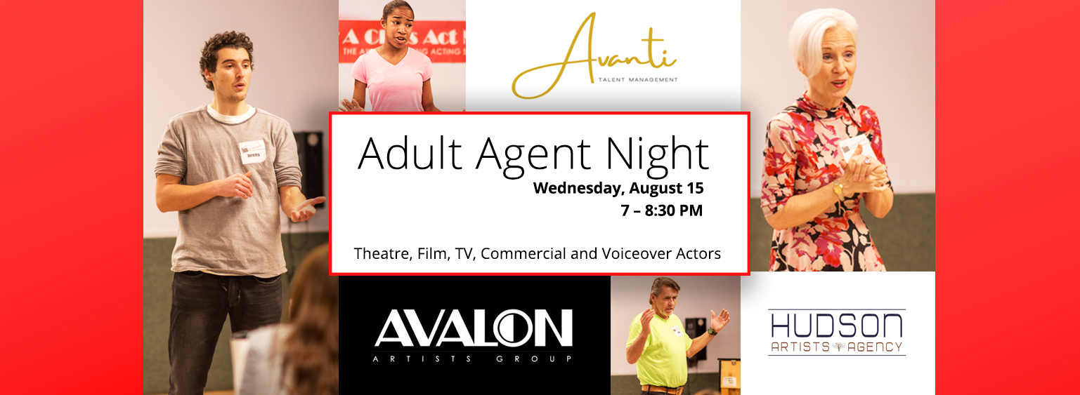 Agent Night for Adults