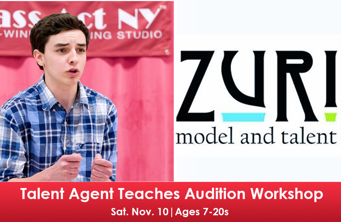 what to expect at a talent agency audition
