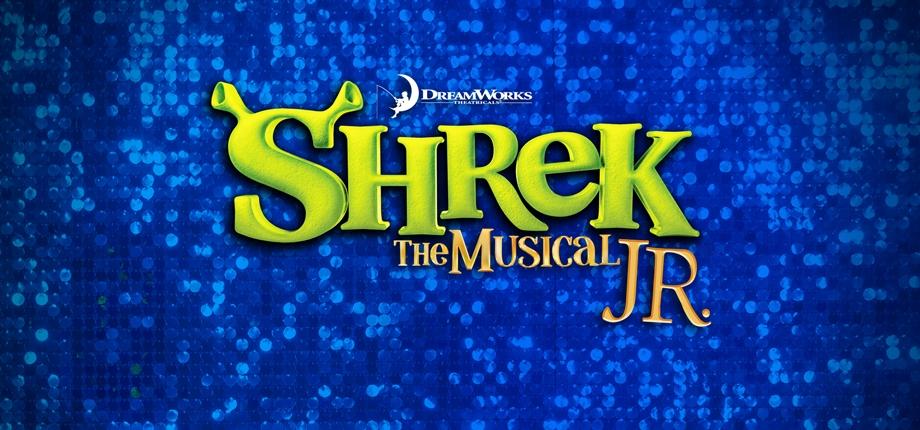 Image result for Shrek Jr Logo