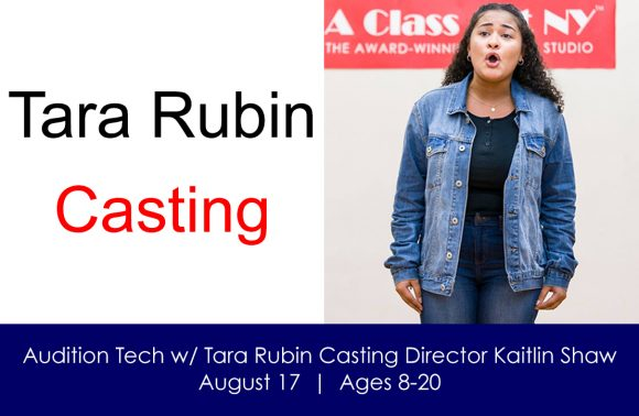 One Day Acting Classes & Workshops | A Class Act NY