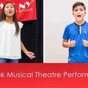 6-Week Musical Theatre Performance