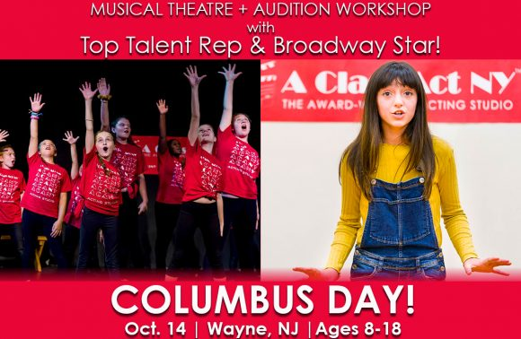 Musical Theatre Workshops – A Class Act NY