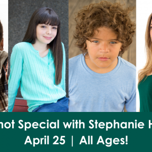 APRIL SPECIAL! Headshot Deal with Stephanie Hedges!