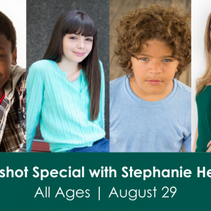 AUGUST SPECIAL! Headshot Deal with Stephanie Hedges!